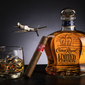Crown Royal - Canadian Whiskey @ Christian Redermayer Photography
