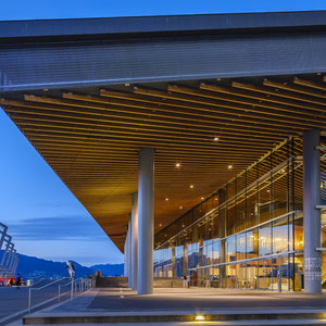 Convention Center - Vancouver @ Christian Redermayer Photography
