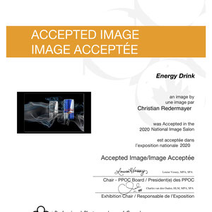 April 2020: National Image Salon Professional Photographers of Canada