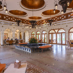 The Oberoi Beach Resort - Sahl Hasheesh, Egypt - The Lobby @ Christian Redermayer Photography
