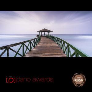 "The Epson International Pano Awards 2020: The image ""Calmness"" achieved the Bronze Award"