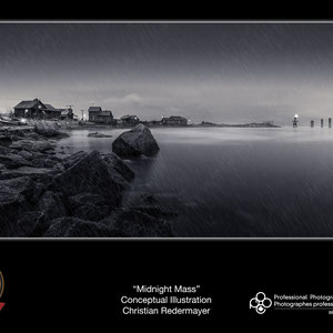 Finalist POY: Annual Awards Event of the Professional Photographers of Canada - British Columbia: Image Midnight Mass