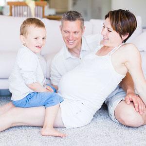 séance photo famille, reportage à domicile