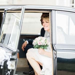 exemples de réalisation de reportage mariage sur un mariage à Côté de Nantes