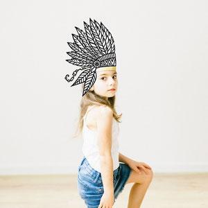 Portrait créatif enfant - Photographe de famille à Nantes au home studio Orlane Boisard