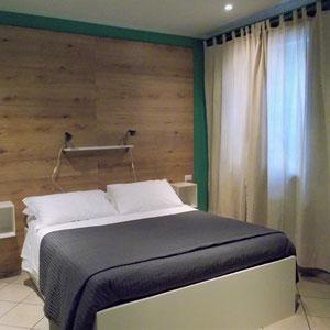 Camera con bagno privato B&B Mantova