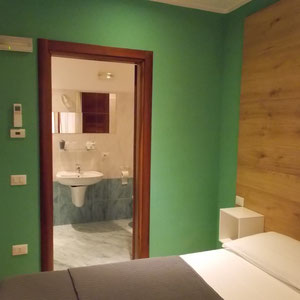 Bagno in camera B&B mantova