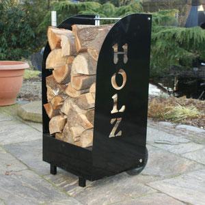 Holz Wagen
