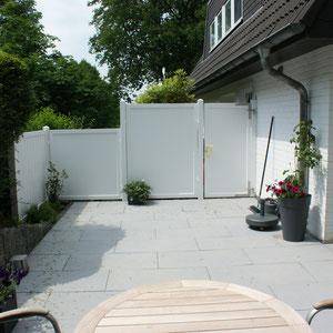 Zaun, Gartengestaltung Gelbrich - Wuppertal