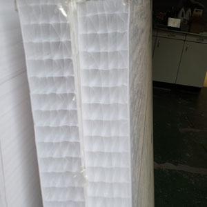 Plaques de poly-carbonate de 55mm