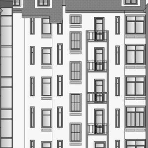 Friedrichshain III Projekt