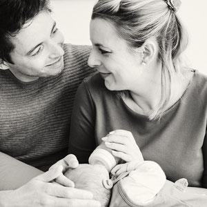 Neugeborenen Shooting Pforzheim