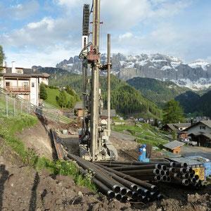 Geologische und geotechnische Gutachten