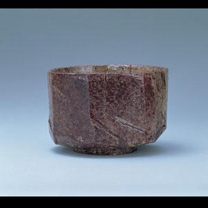 "Teeschale (chawan) ""satemo"" (wahrlich ...), Raku-Keramik"