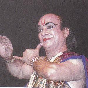 My Guru Nrityacharya Dr. RajKumar Ketkar