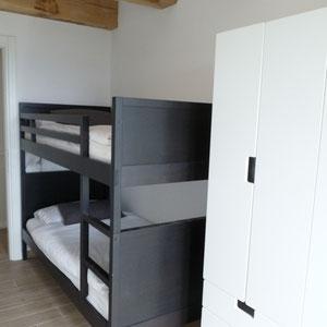 Vakantiehuis huren Casa Panoramica Italië Le Marche slaapkamer
