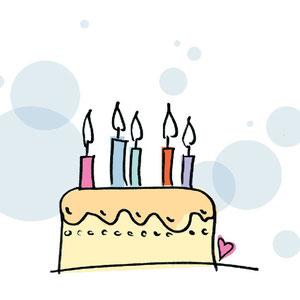 Geburtstagskarte für Onlineshop Salon Wunderbar