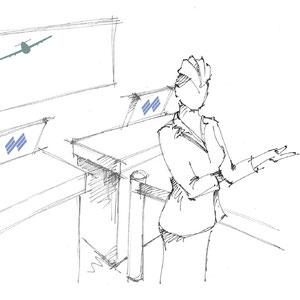 Illustration für Unternehmenspräsentation - im Auftrag von Söllner Communications
