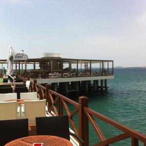 Strandbad bei Vlore