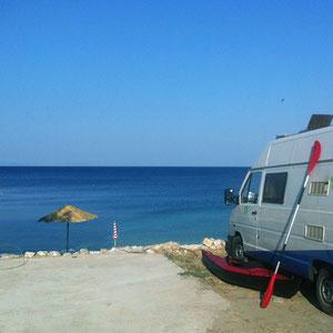Eine griechische Bucht wie im Traum