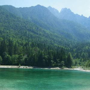 Der Jasna-See