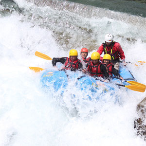 Rafting auf der Ahr