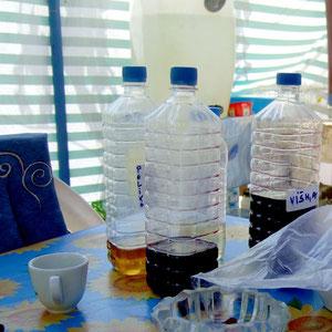 Hui, viele Sorten zum Testen in der Espressotasse