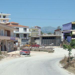Albanisches Dorf