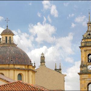 Altstadt von Bogotá