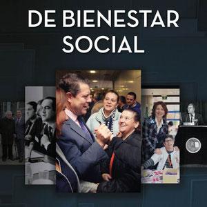 EXPOSICIÓN 40 AÑOS DE BIENESTAR SOCIAL