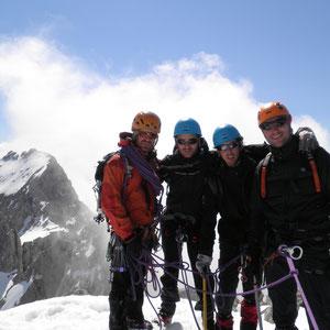 Guías de montaña. Torre de Friero.