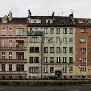 Breslau, ul. Marii Sklodowskiej-Curie
