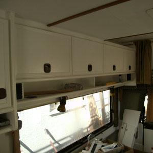 Den innenraum versch nern die luzie mit dem wohnmobil durch ganz europa im wohnmobil leben - Wandfarbe flecken entfernen boden ...