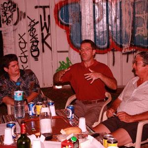 Vincent Liméa, Eric Gauducheau, Roger Parodi