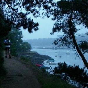 Raid Golfe du Morbihan - AU BOUT DES PIEDS