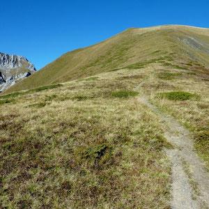 Pécloz (Bauges, 73) : la montée de l'Armenaz - AU BOUT DES PIEDS