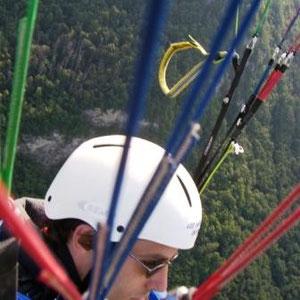 Parapente Annecy  - Au Bout des Pieds