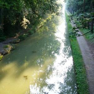 Ceinture verte d'Ile de France : canal de l'Ourcq - Au Bout des Pieds