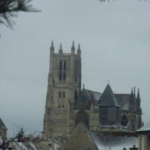Rando cyclo, l'Ourcq : Meaux - Au Bout des Pieds