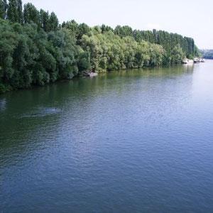 Ceinture verte d'Ile de France : l'Oise à Auvers - Au Bout des Pieds