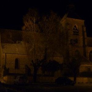 Grand-Morin : église de Jouy-sur-Morin - Au Bout des Pieds
