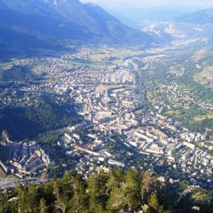 Crêtes de Peyrolle - Col de Granon : Briançon - AU BOUT DES PIEDS