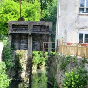 Grand-Morin : Pontmoulin - Au Bout des Pieds