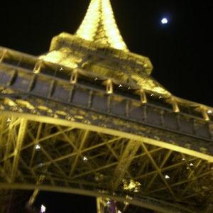 Paris écoTrail : enfin elle est là - AU BOUT DES PIEDS