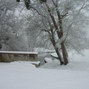 Rando cyclo, l'Ourcq : Port aux Perches  - Au Bout des Pieds
