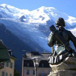 UTMB 2008 : Mont Blanc - AU BOUT DES PIEDS