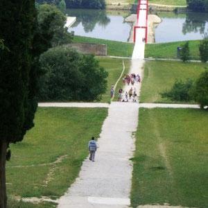 Ceinture verte d'Ile de France : Cergy-Pontoise - Au Bout des Pieds