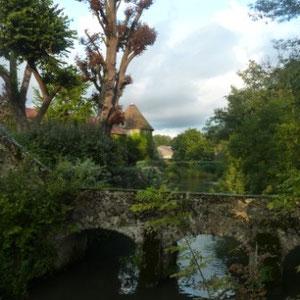 Ceinture verte d'Ile de France : le Réveillon à Santeny - Au Bout des Pieds