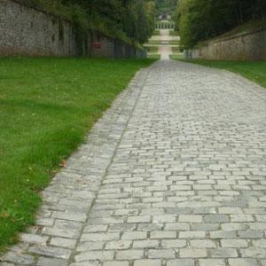Ceinture verte d'Ile de France : Marly le Roi - Au Bout des Pieds