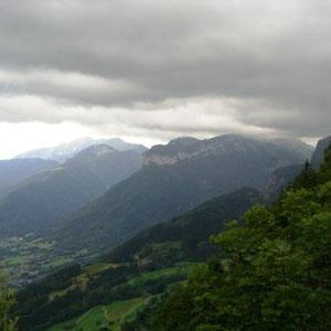 Roc des Boeufs (Bauges, 74) - AU BOUT DES PIEDS